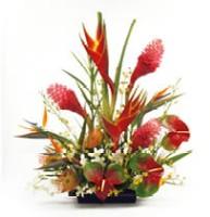 tropical flower arrangement 2